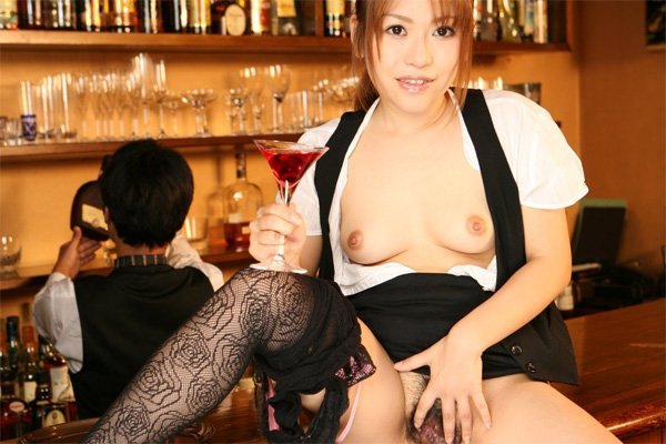 Cutie Japanese Girl Aoi Mochida Small Breasts